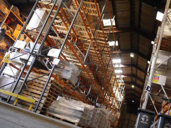 Services - Warehousing and Storage